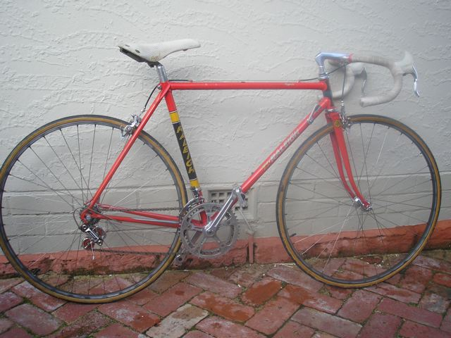 Raleigh-rapide-colnago-campagnolo