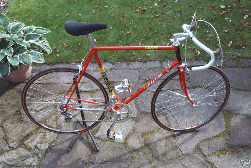 1980 team raleigh frechheit