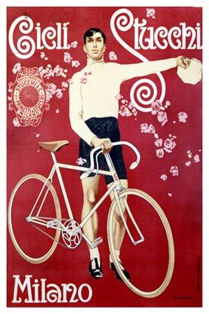 poster milano cycles