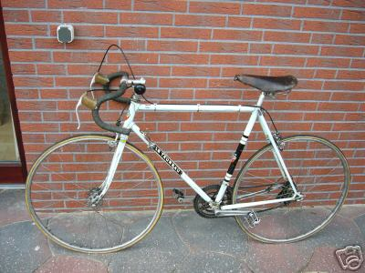 Le Taureau 56cm, Reynolds 531, Mercier FRA, Radsport Stier