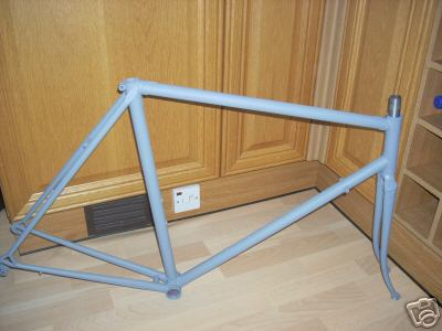 reynolds 753, team raleigh road frame