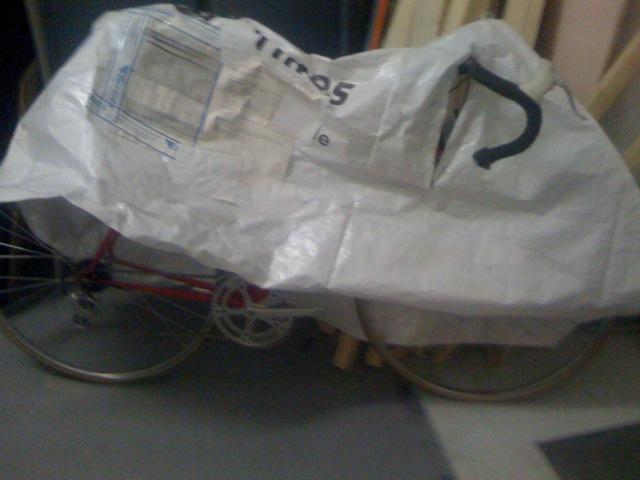 Hermes Fahrradversand