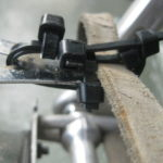 Pedalhaken Reperatur Toe Clip Fixed