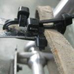 Pedalhaken Reperatur Toe Clip Fixed