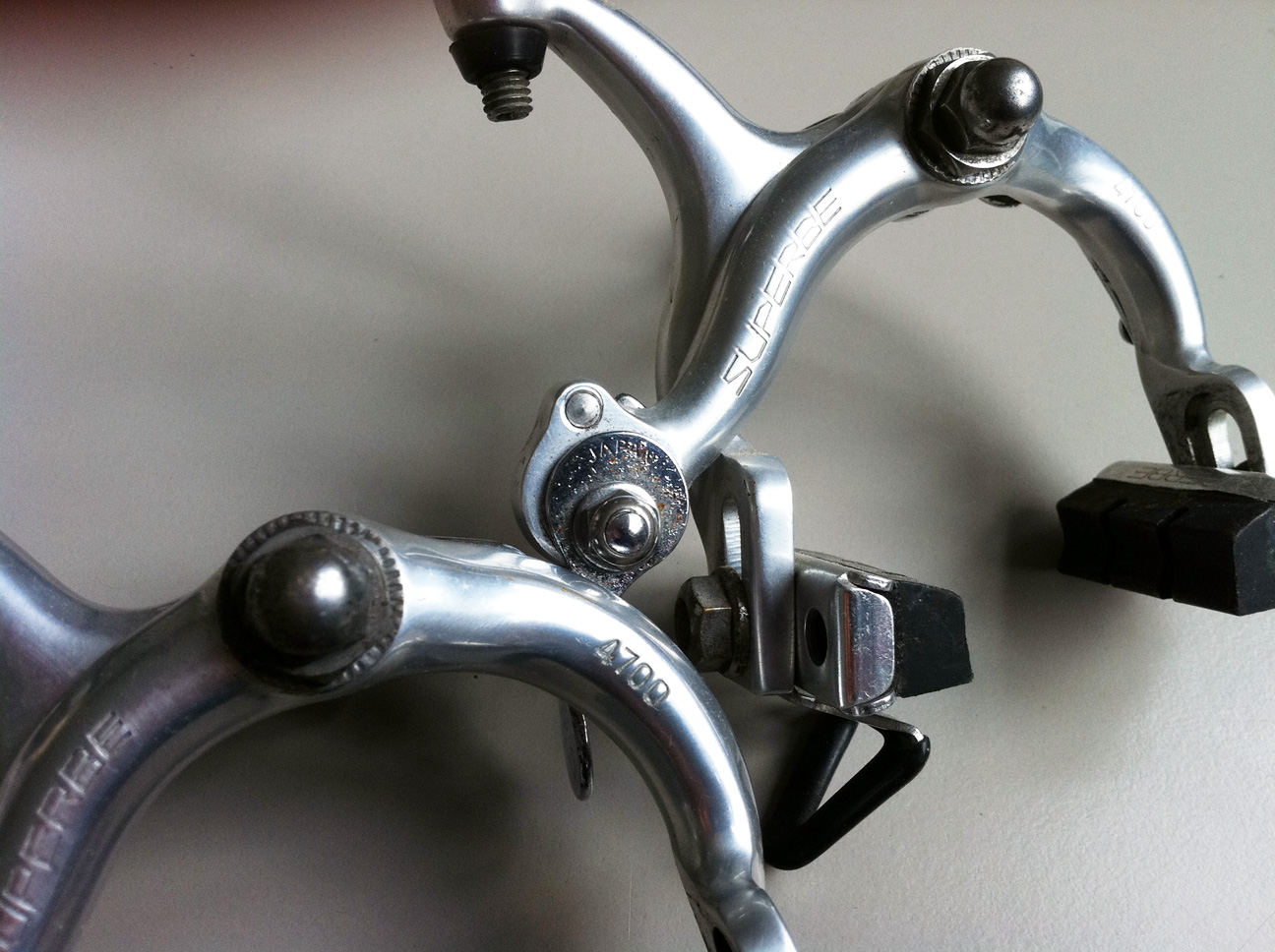 Brake caliper, Mint and Cycling on Pinterest