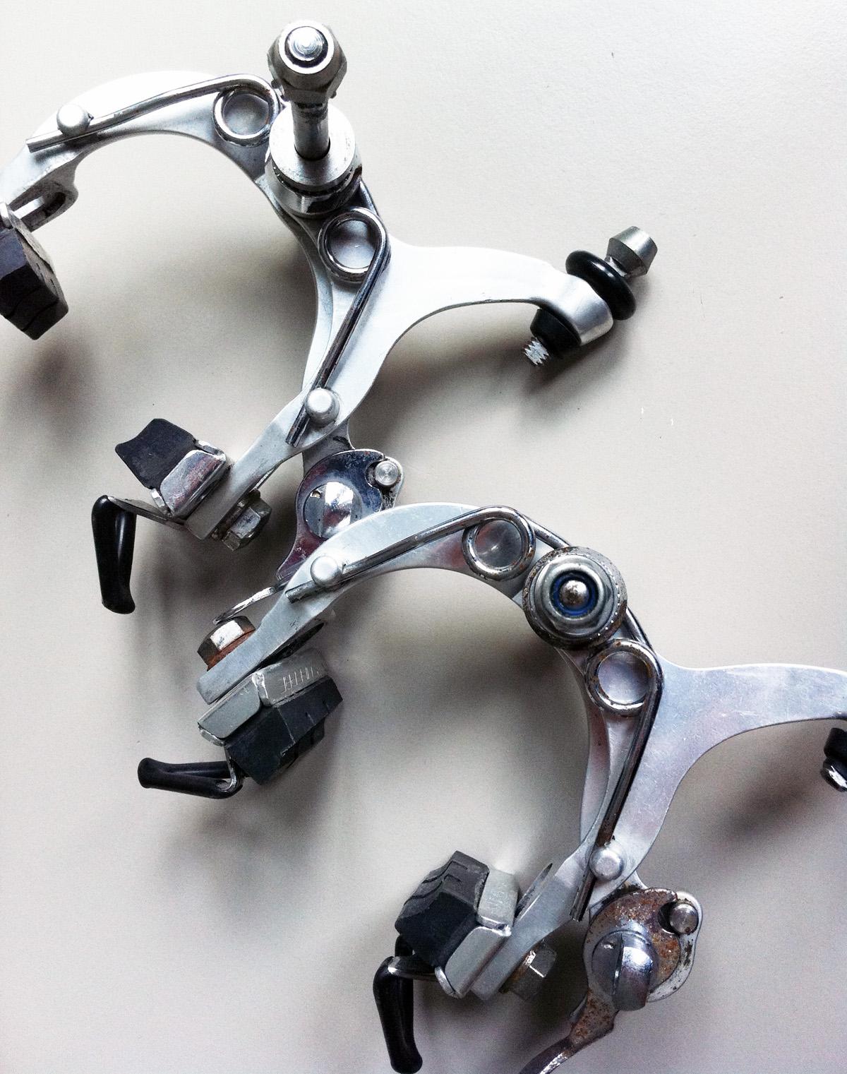 Suntour Superbe Parts, Headset, Brakes, Derailleurs | LFGSS
