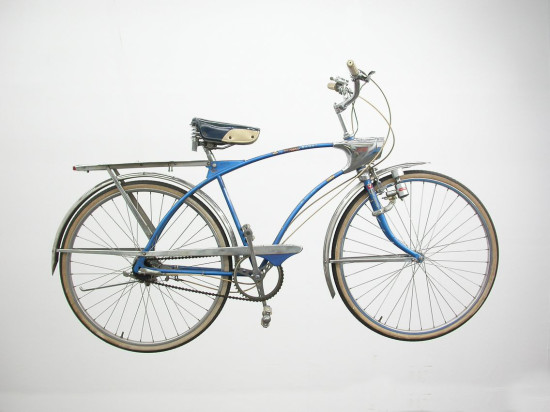"01 ""Dandy Bike"" Fuji, ca. 1966, Fahrradsammlung Deutsches Technikmuseum, Berlin, (c) SDTB  Foto B. Huth"