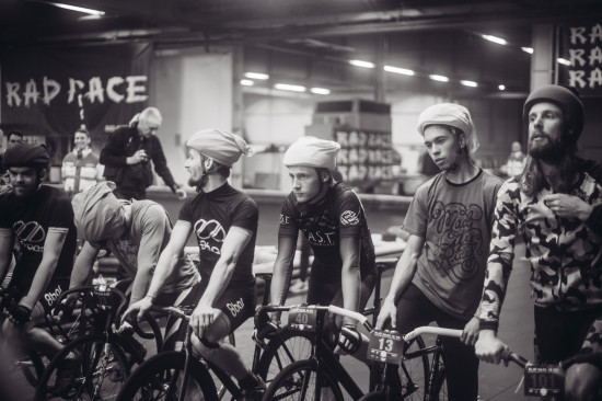 1. RAD RACE - Berlin