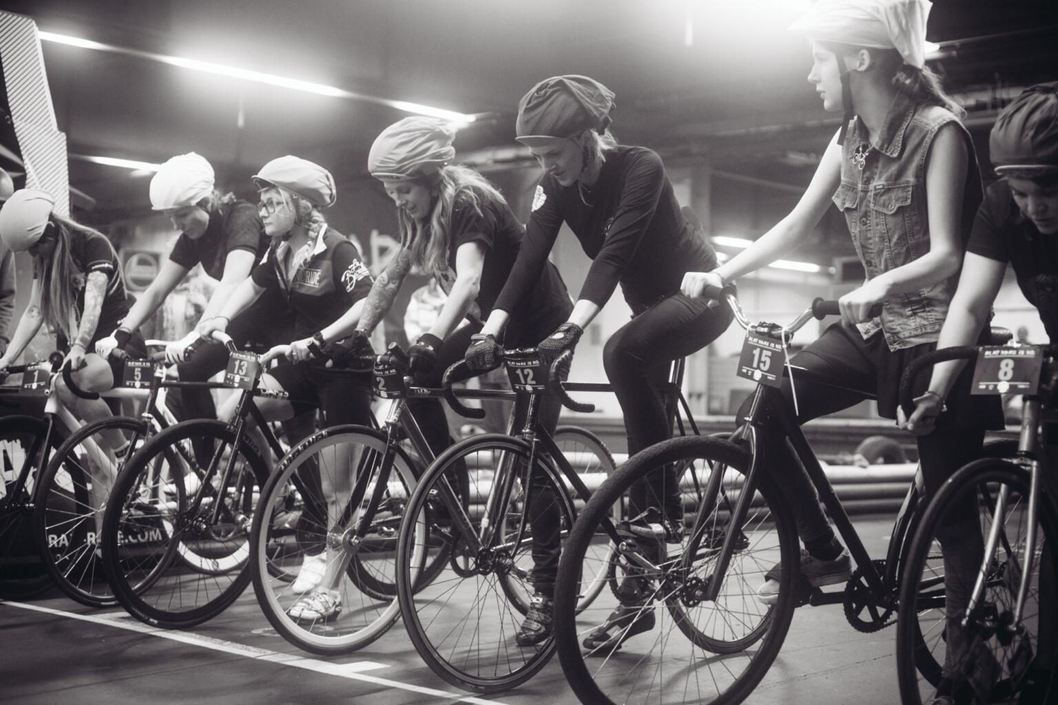 1. RAD RACE - Berlin