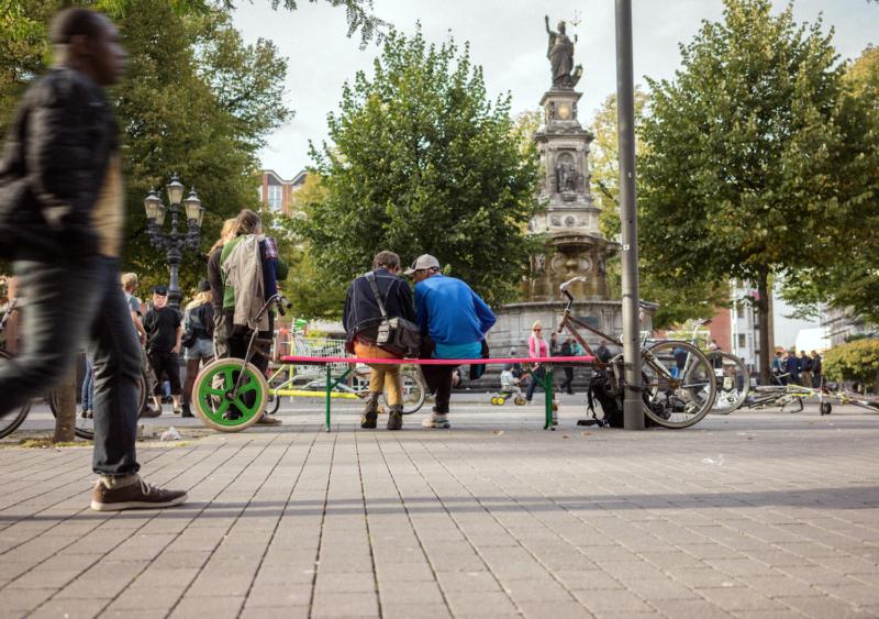 Bankbike Hamburg