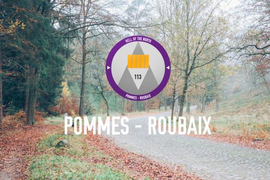 Pommes - Roubaix