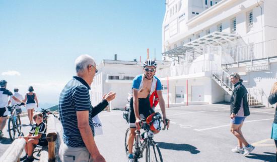 TCR2015 Checkpoint: Mont Ventoux
